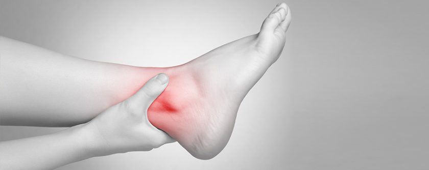 Treatment for foot and ankle pain Santa Rosa